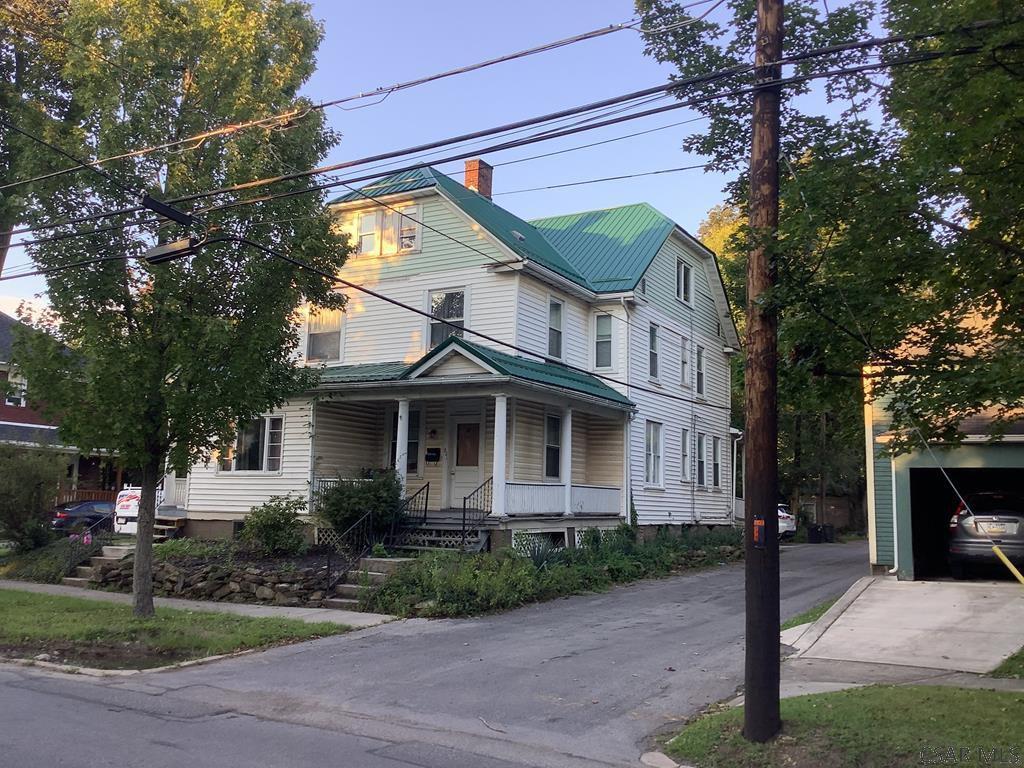 921 Bucknell Ave, Johnstown, PA 15905