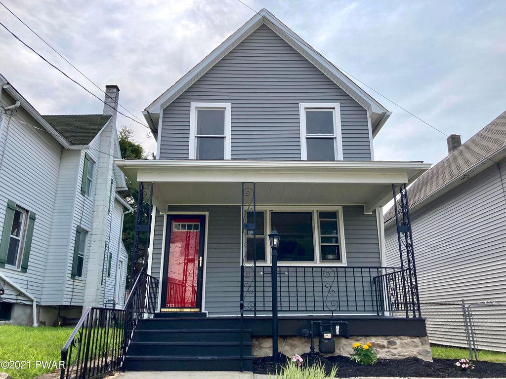 307 S Garfield Ave, Scranton, PA 18504