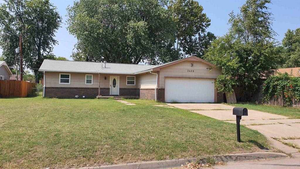 3409 S Knight Ave, Wichita, KS 67217