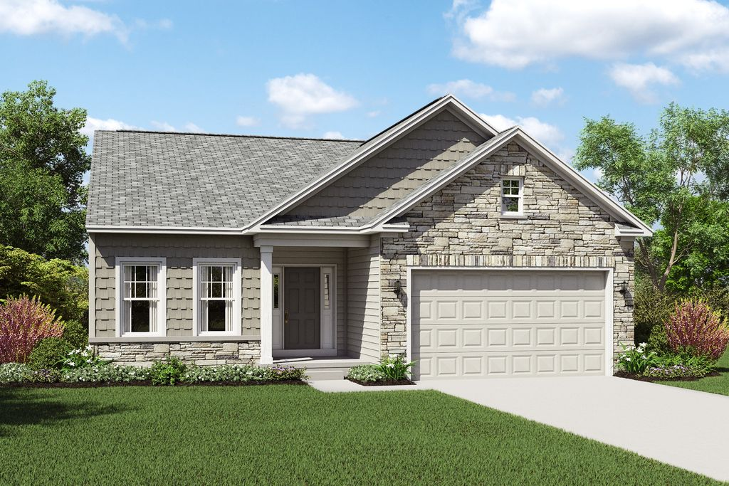 Eastwood Plan in Meadow Lakes, North Ridgeville, OH 44039