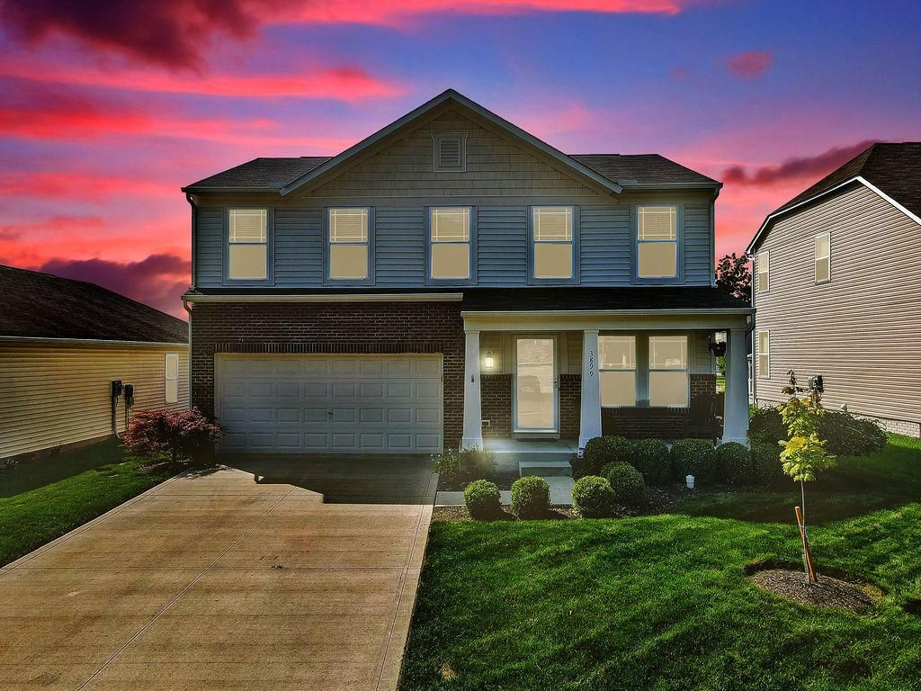 3899 Willow Branch Dr, Canal Winchester, OH 43110
