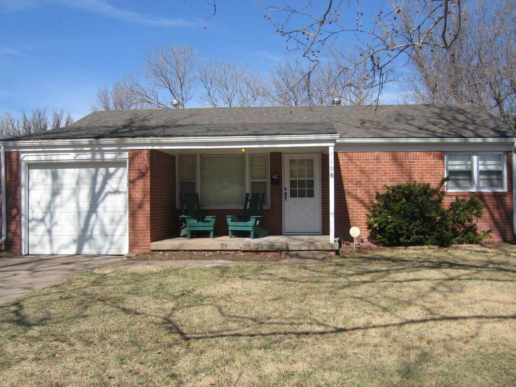 1108 E Donnell St, Wichita, KS 67216