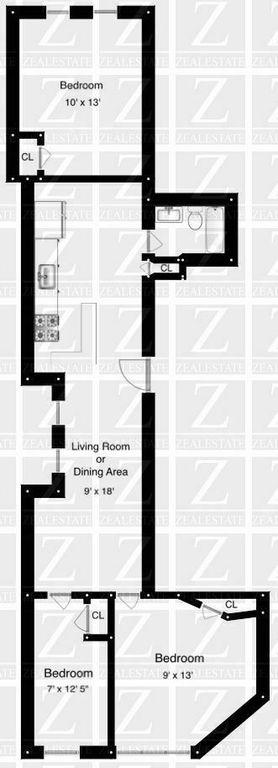 145 Court St #2A, Brooklyn, NY 11201