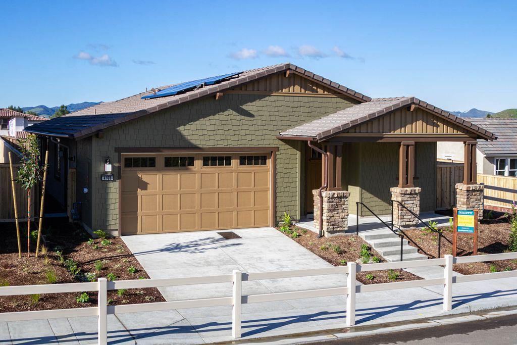 Residence One Plan in Righetti, San Luis Obispo, CA 93401