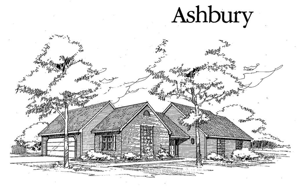 Ashbury Plan in Lan Avon Development, Lewisburg, PA 17837