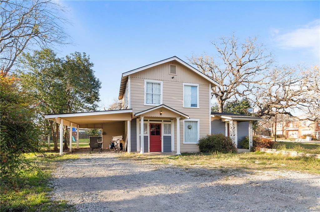 1807 Vincent St, Brownwood, TX 76801