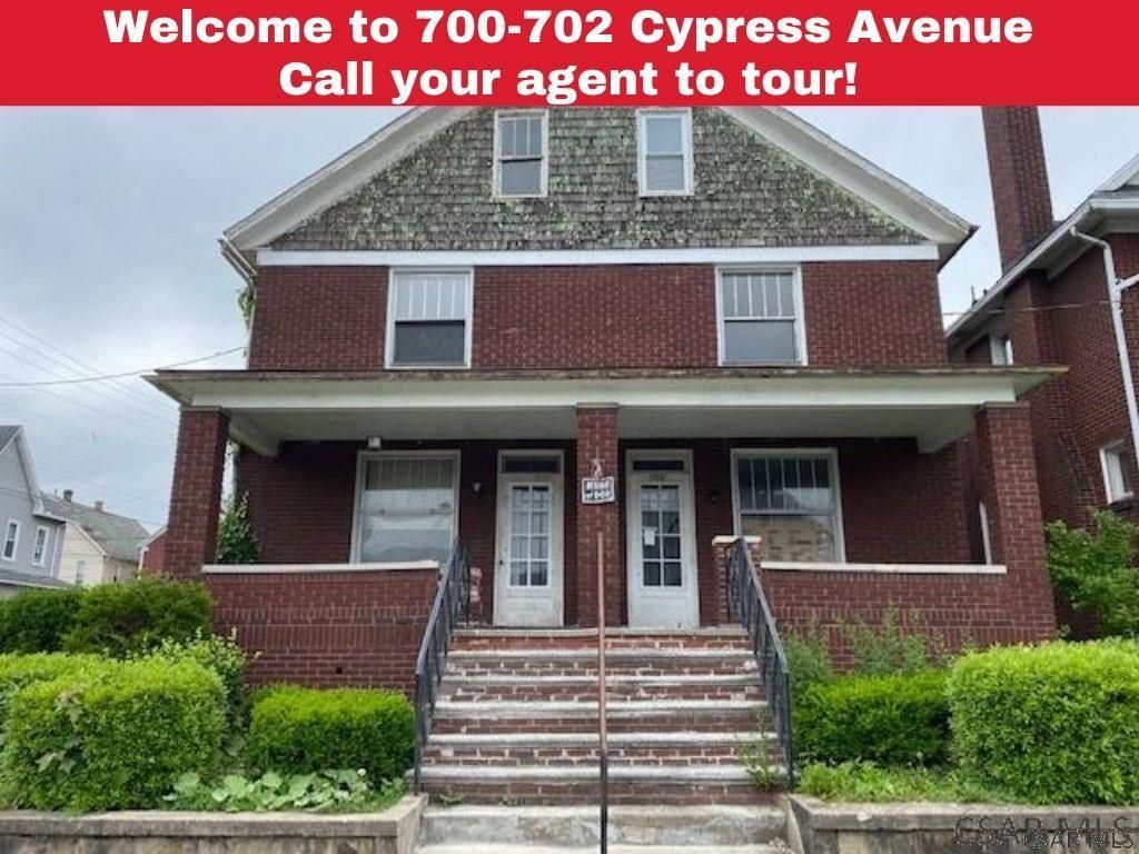 700-702 Cypress Ave, Johnstown, PA 15902