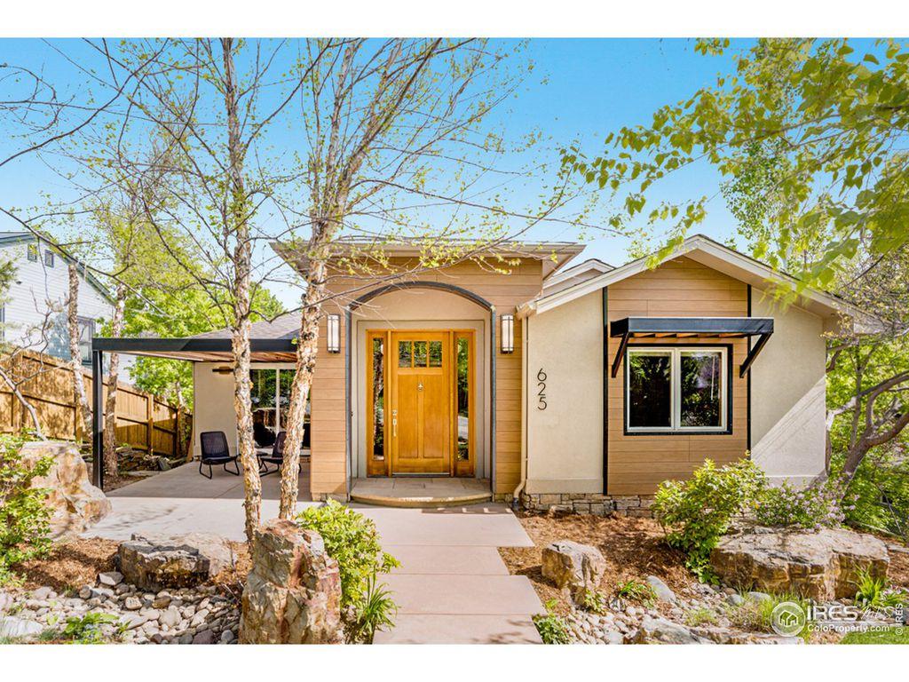 625 Alpine Ave, Boulder, CO 80304