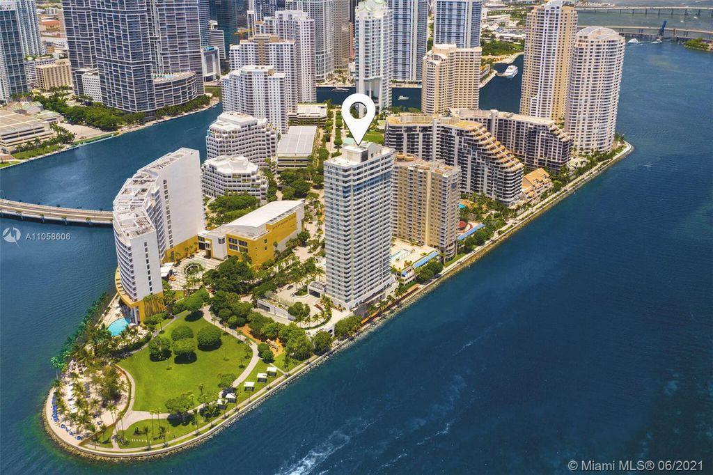 770 Claughton Island Dr #1102, Miami, FL 33131