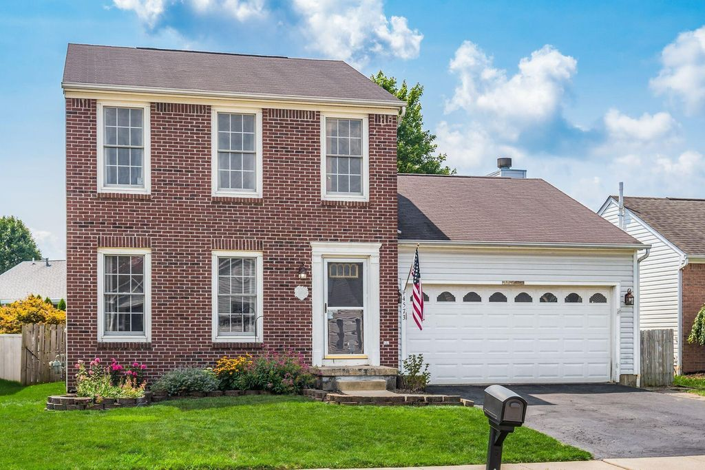 4573 Dungannon Dr, Grove City, OH 43123
