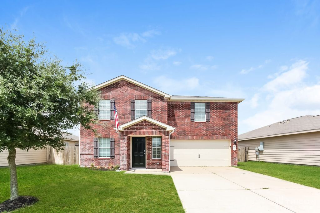 6714 Clover Walk Ln, Richmond, TX 77469