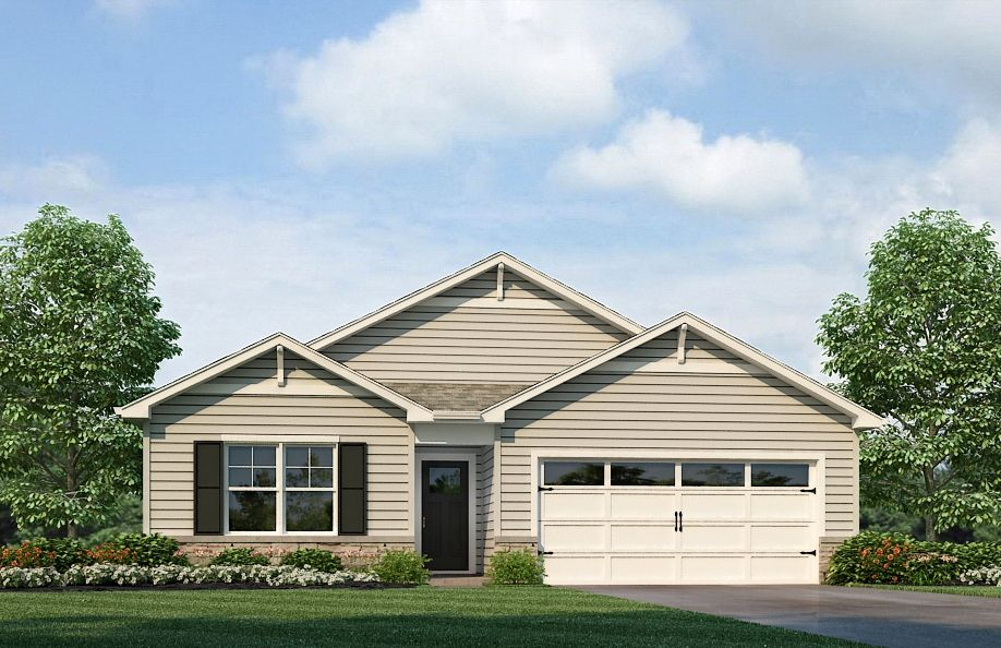 Newcastle Plan in Village on the Green, Maineville, OH 45039