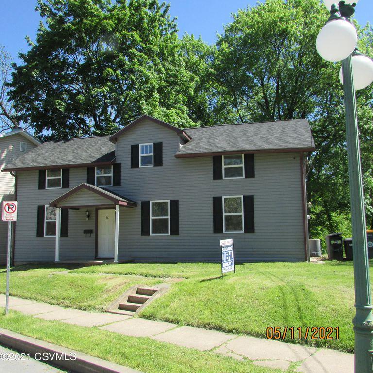 68 Brown St, Lewisburg, PA 17837