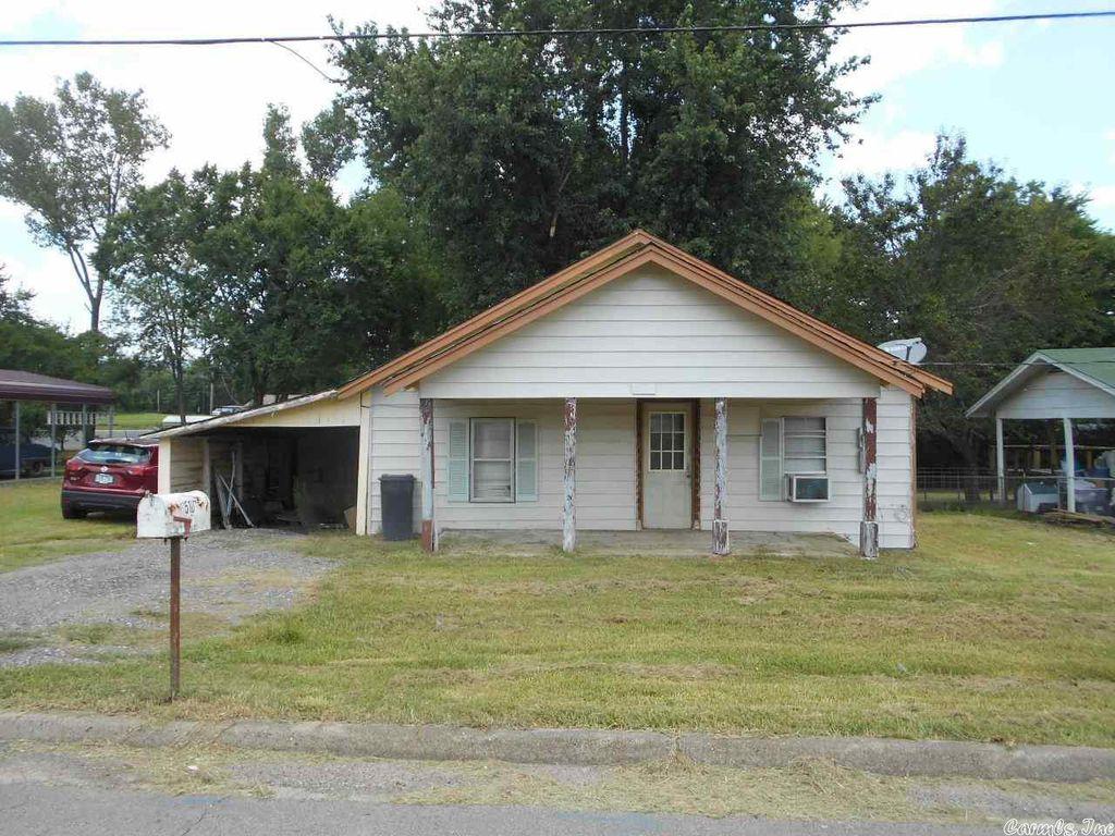 510 Dallas Ave, Mena, AR 71953