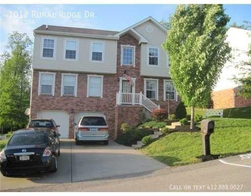 1012 Rural Ridge Dr, Cheswick, PA 15024