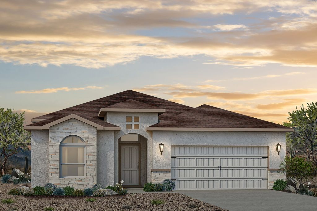 Luke Plan in Rincon Hills, Las Cruces, NM 88012