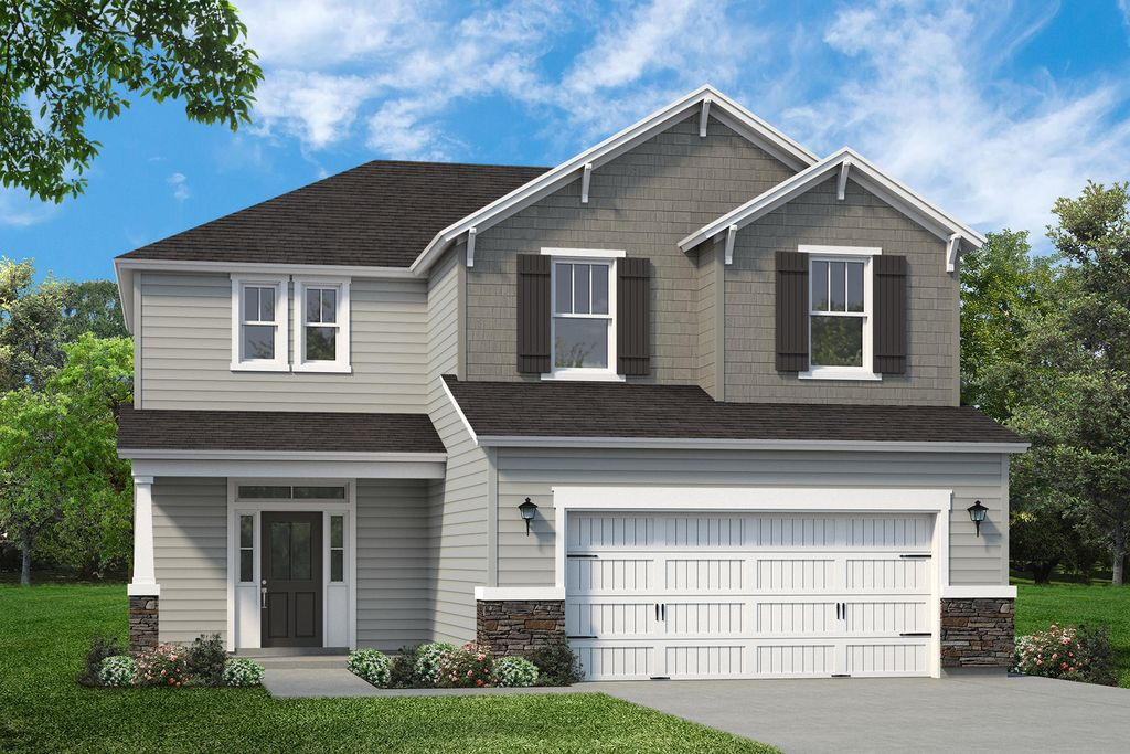 Dillon I Plan in Gregory Pointe at Deercreek, Manning, SC 29102