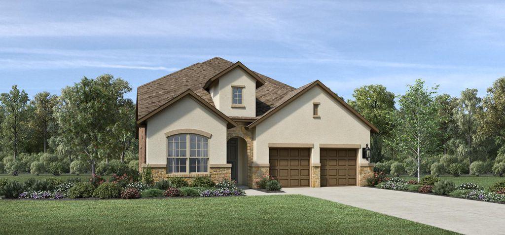 Alia Plan in Parkvue, Denton, TX 76205