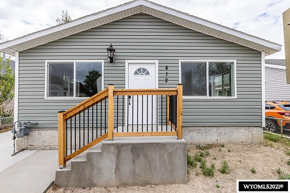 412 Bridger Ave, Rock Springs, WY 82901
