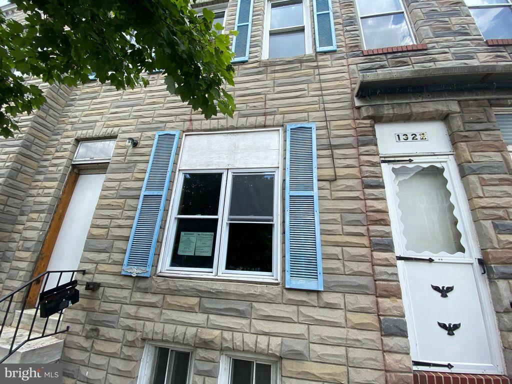 1324 Washington Blvd, Baltimore, MD 21230
