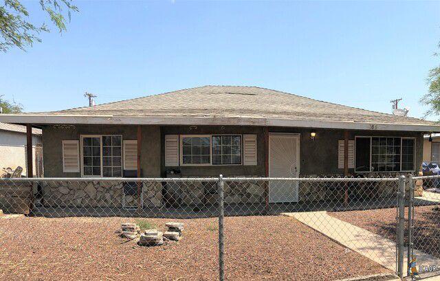 186 W Holt Ave, El Centro, CA 92243