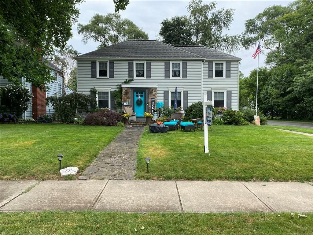 108 Belmeade Rd, Rochester, NY 14617