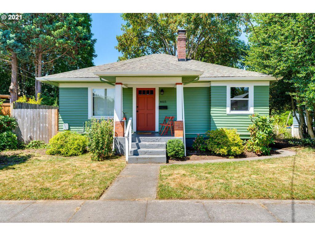 4615 SE 36th Ave, Portland, OR 97202