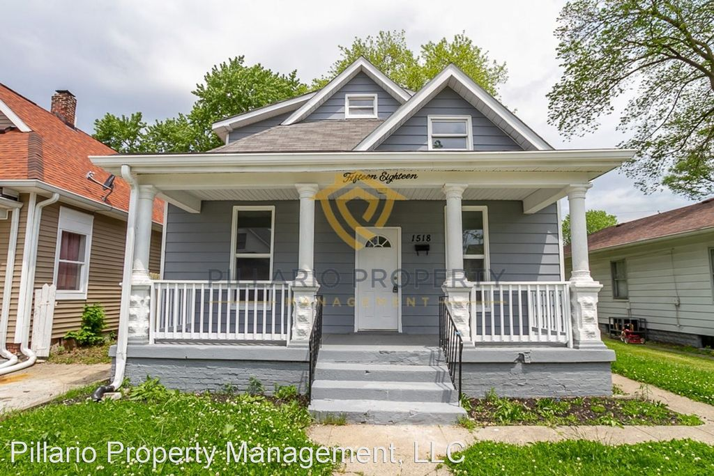 1518 E Kelly St, Indianapolis, IN 46203