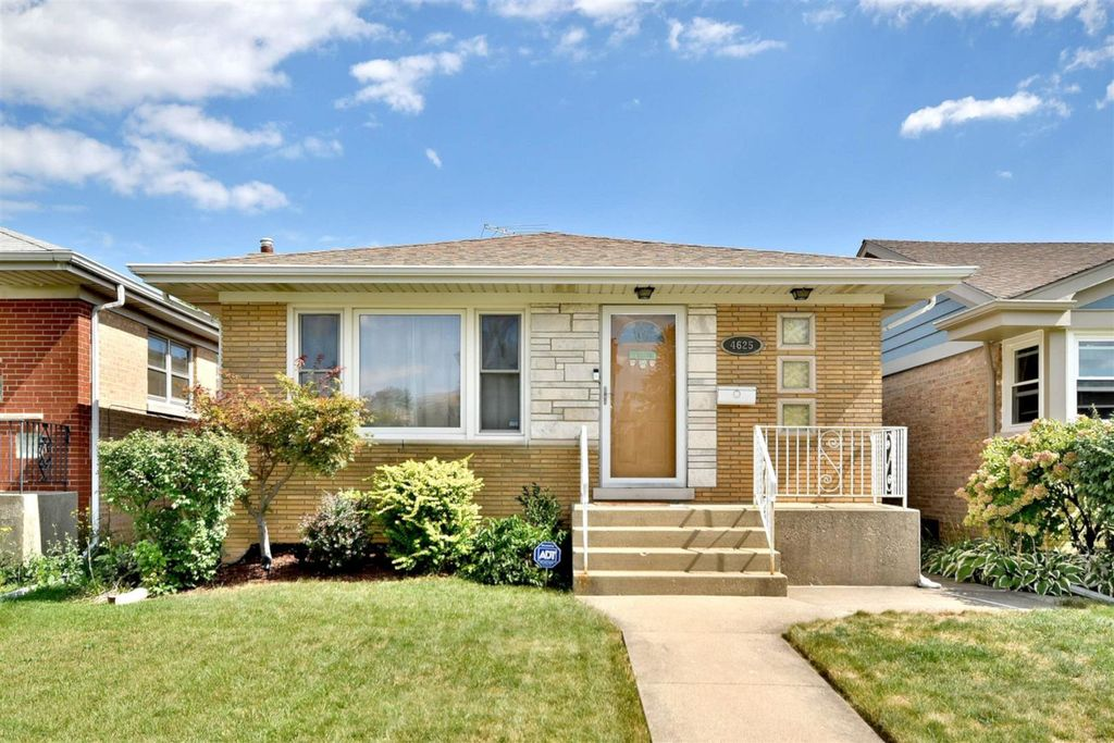 4625 N Newland Ave, Harwood Heights, IL 60706