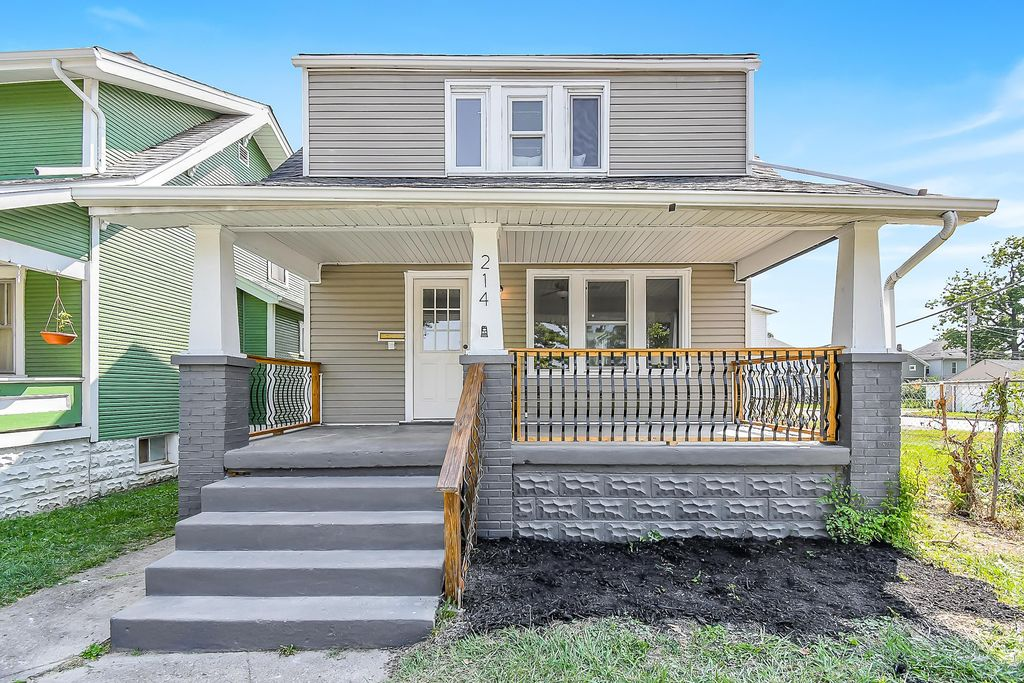 214 S Central Ave, Columbus, OH 43223