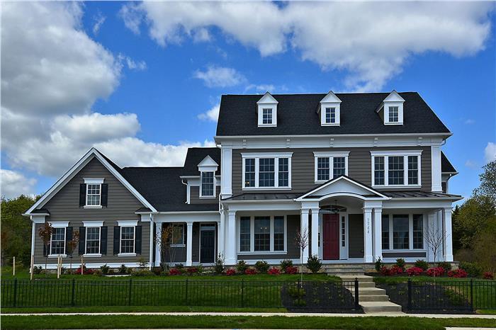 Hawthorne Build On Your Lot Plan in MITCHELL & BEST NEXT DOOR, Rockville, MD 20850