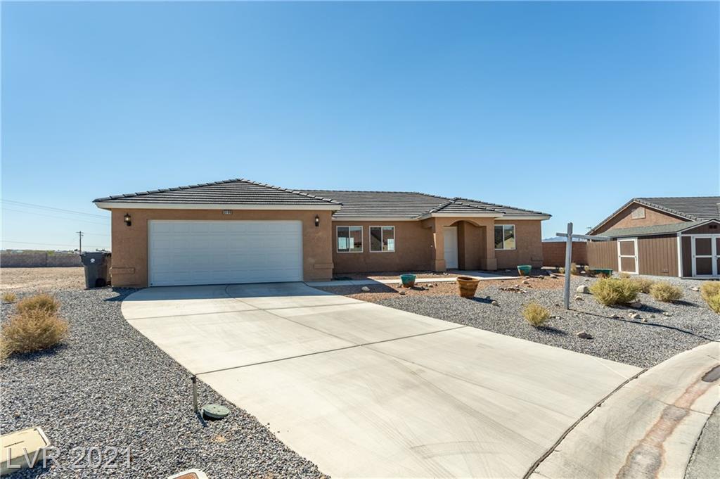 3709 N Mayfield Ranch Rd, Pahrump, NV 89060