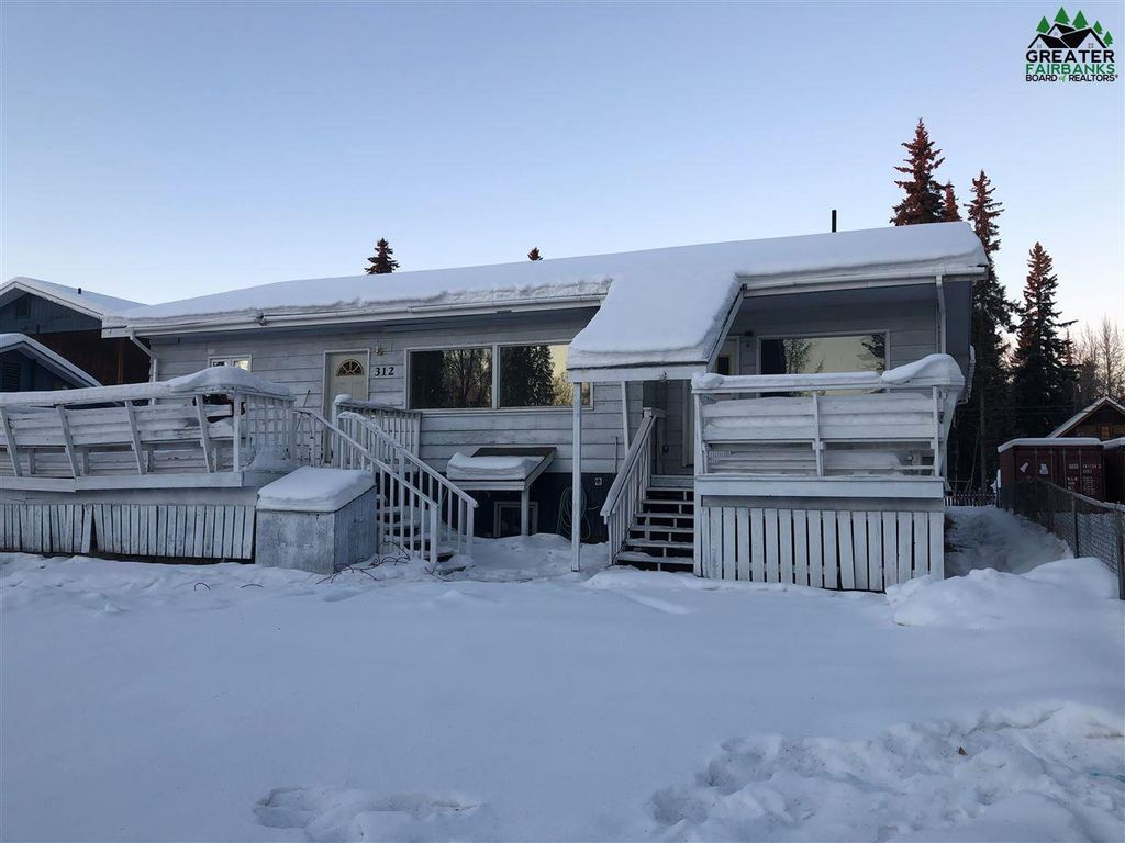 312 Farewell Ave, Fairbanks, AK 99701