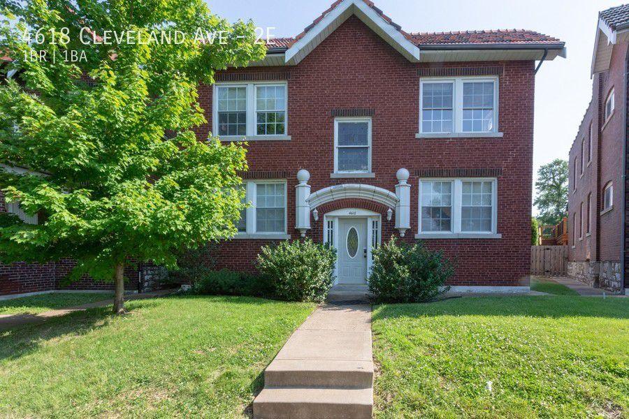 4618 Cleveland Ave #2E, Saint Louis, MO 63110