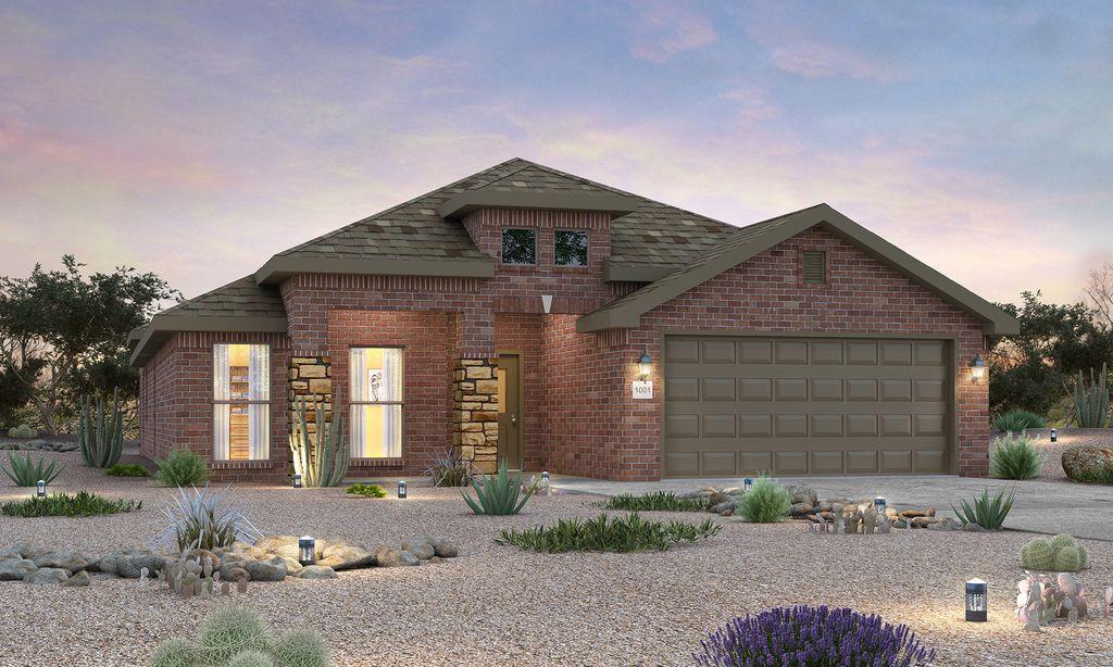 Rebecca Plan in The Meadows, Amarillo, TX 79119