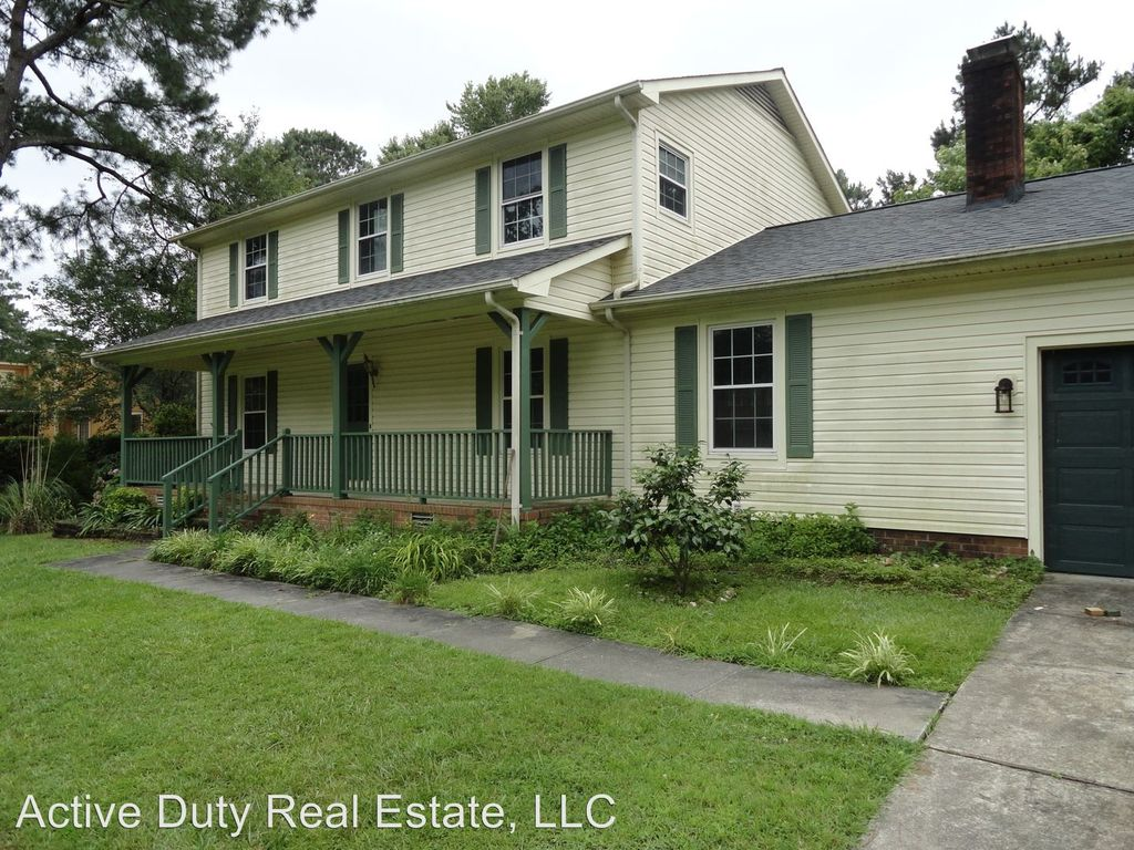 1019 Pine Valley Rd, Jacksonville, NC - 4 Bed, 2.5 Bath ...