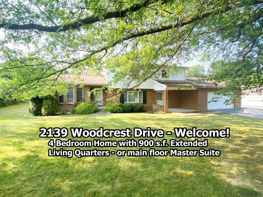 2139 Woodcrest Dr, Johnstown, PA 15905