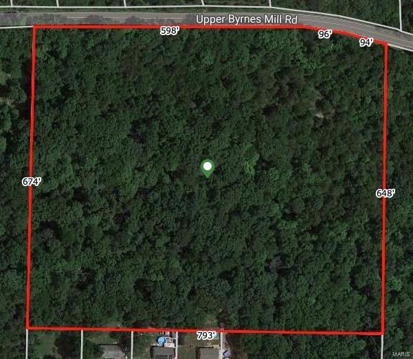 Upper Byrnes Mill Rd, House Springs, MO 63051