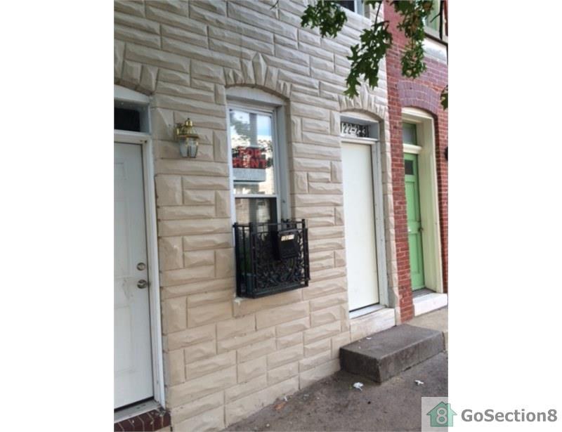 122 S Carrollton Ave #2, Baltimore, MD 21223