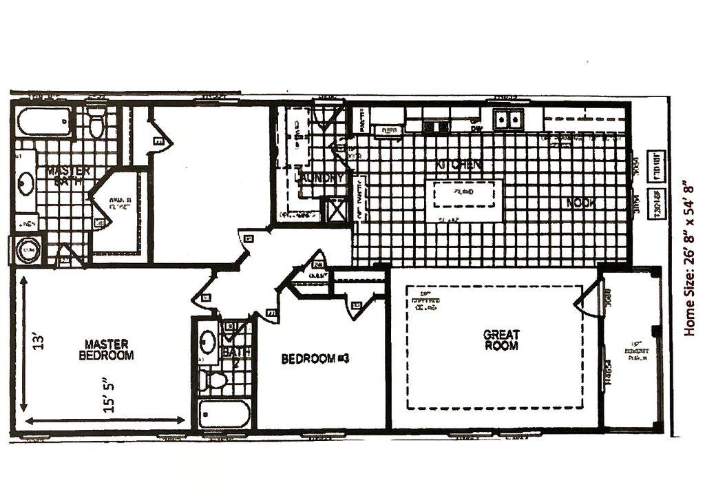 1228 Vienna Drive, #608 Plan in Plaza Del Rey, Sunnyvale, CA 94089