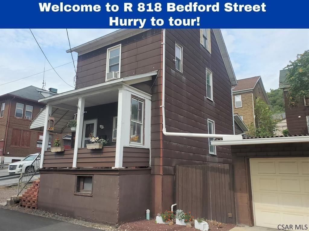 R 818 Bedford St, Johnstown, PA 15902