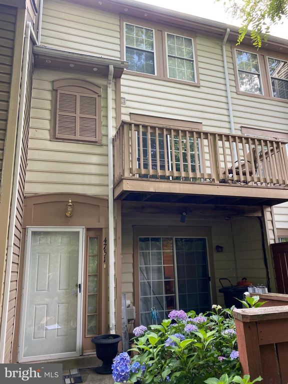 4751 River Valley Way #62, Bowie, MD 20720