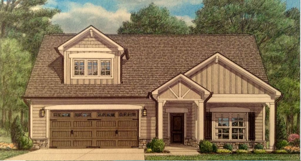 Promenade III Plan in The Grove at Chatuga Coves, Loudon, TN 37774