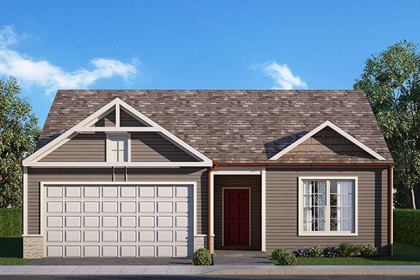 The Lincoln - Premium Plan in Porter Farms Homestead, Silvis, IL 61282