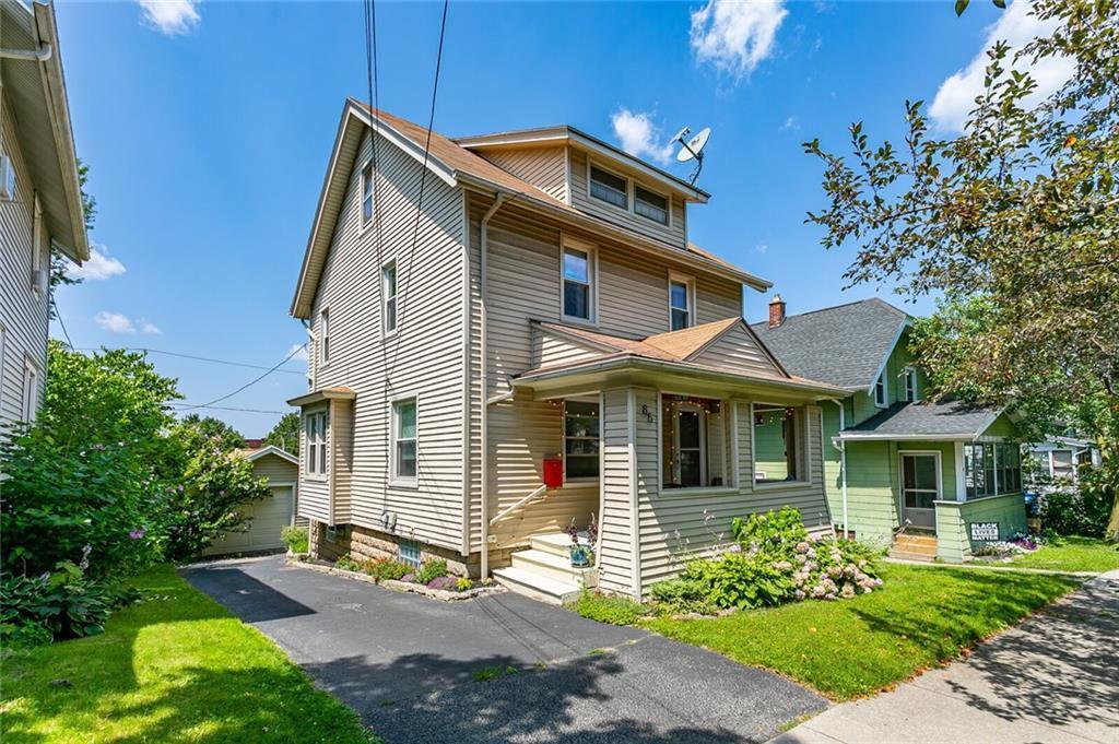 85 Hampden Rd, Rochester, NY 14610