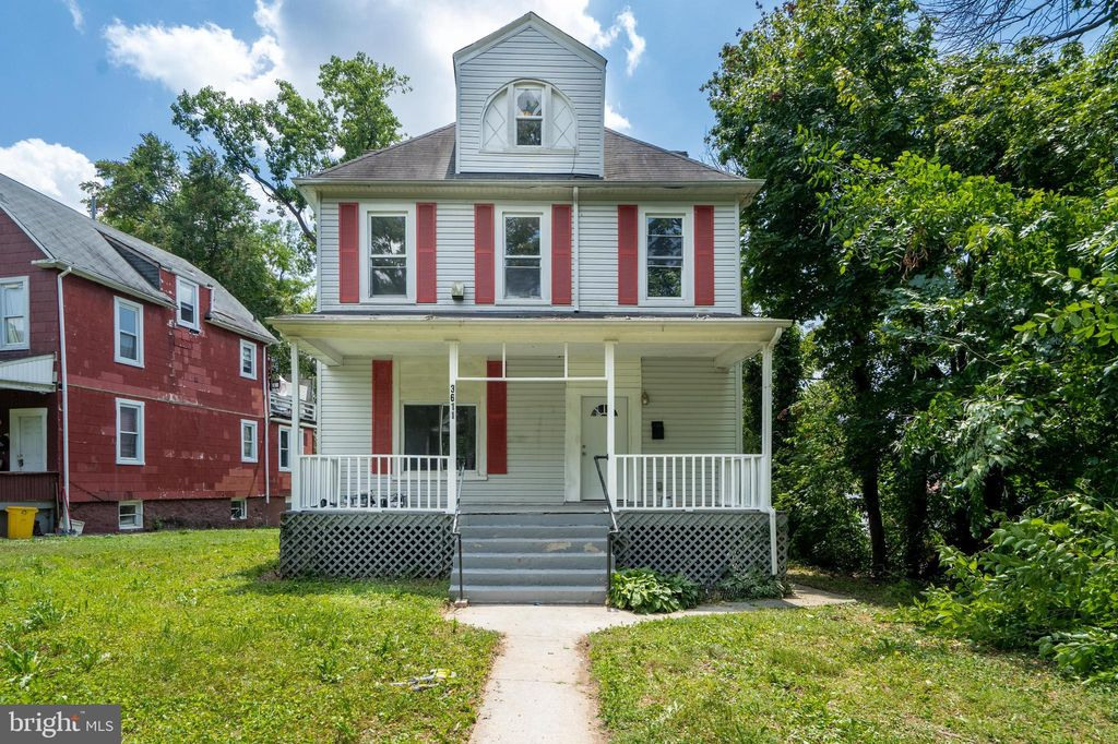 3611 Windsor Mill Rd, Baltimore, MD 21216