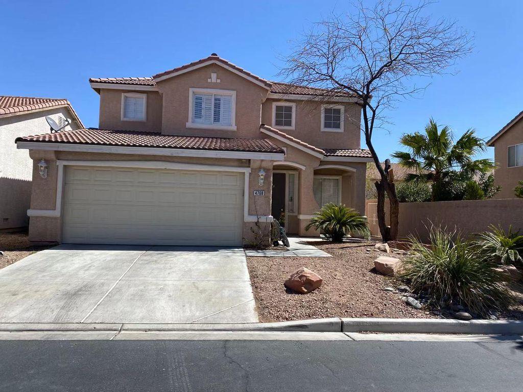4768 Bow Canyon Ct, Las Vegas, NV 89147
