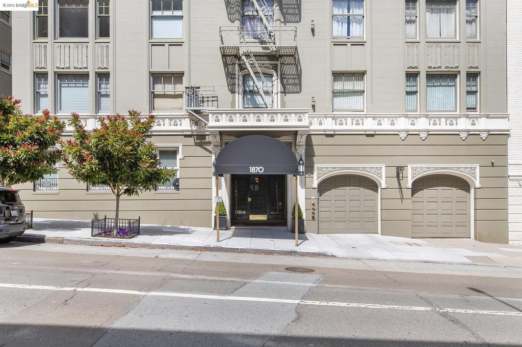1870 Jackson St #601, San Francisco, CA 94109