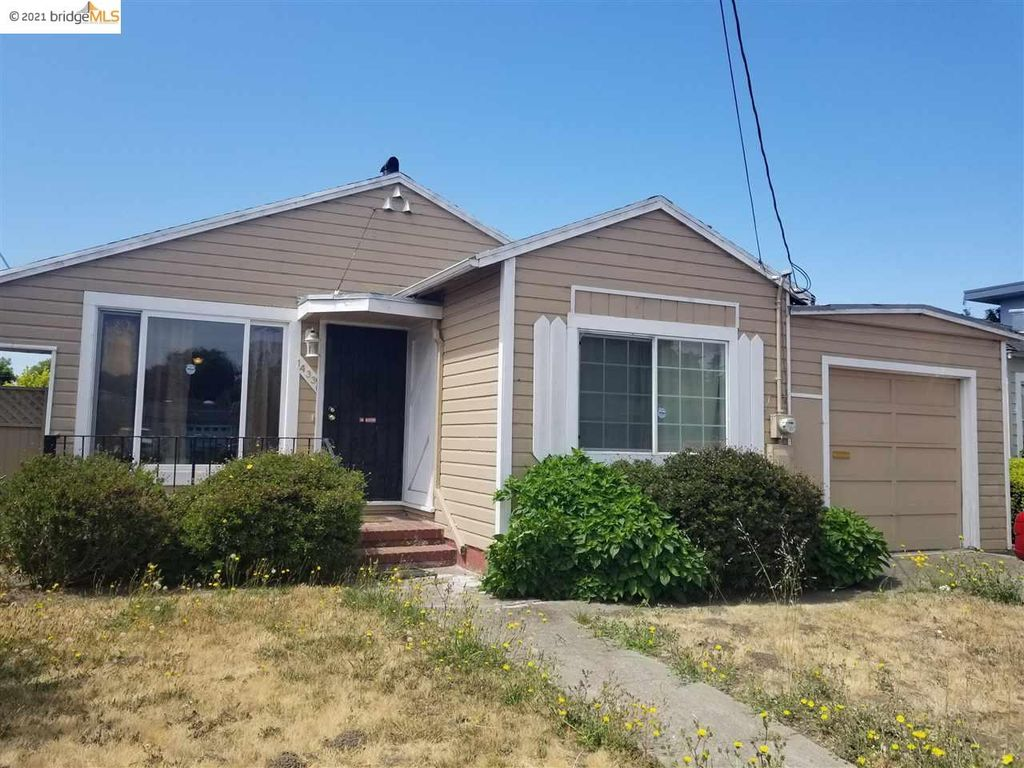 1433 Carlson Blvd, Richmond, CA 94804