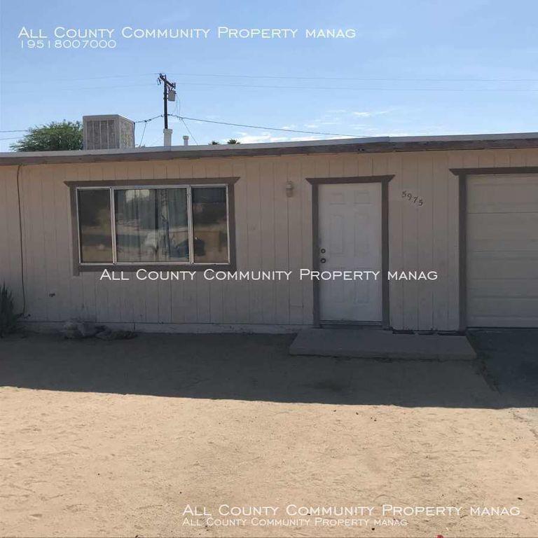 5975 Chia Ave, Twentynine Palms, CA 92277